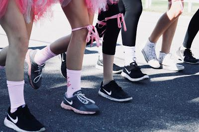 Breast Cancer marathon