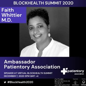 Patientory Blockhealth Summit 2020
