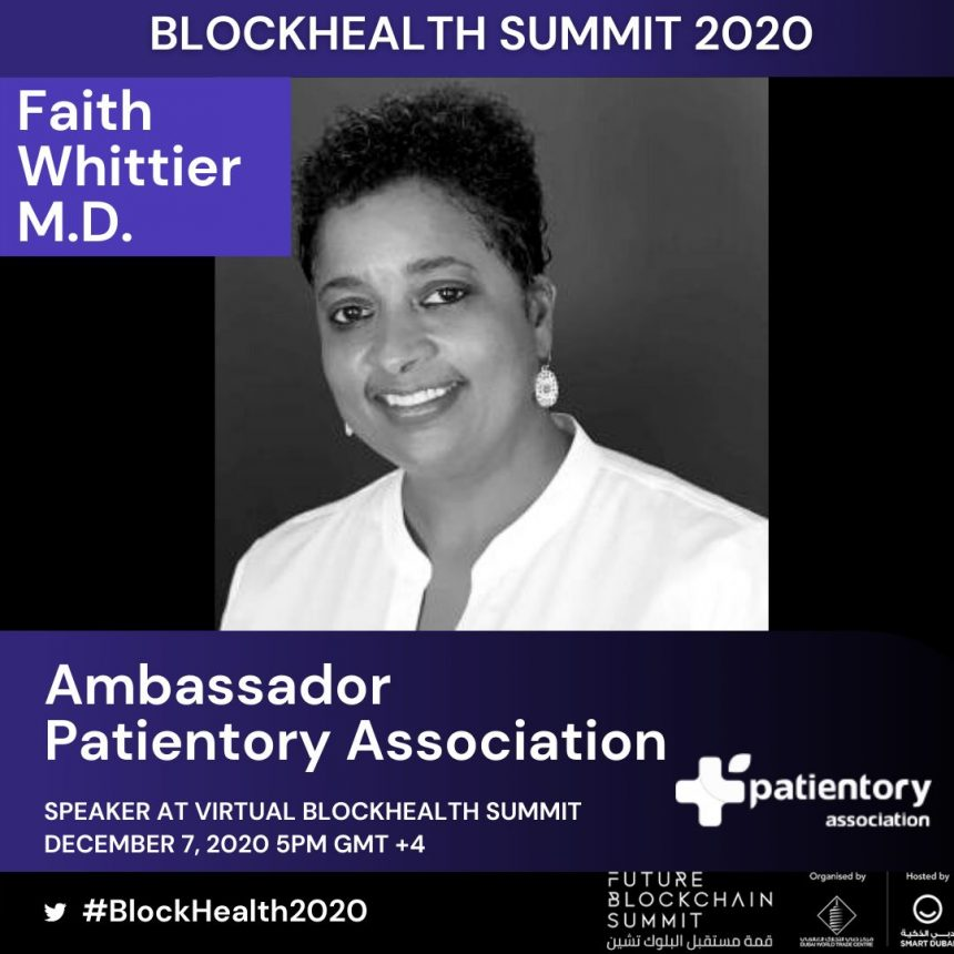 Patientory Blockhealth Summit 2020